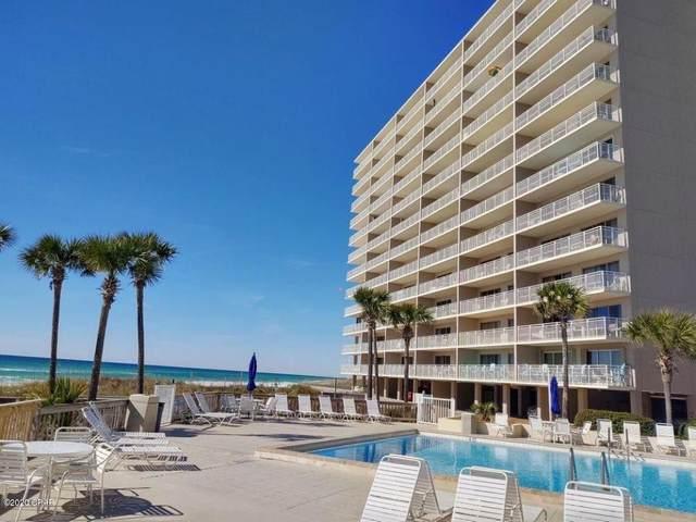 7205 Thomas Drive #1203, Panama City Beach, FL 32408 (MLS #700163) :: Keller Williams Realty Emerald Coast