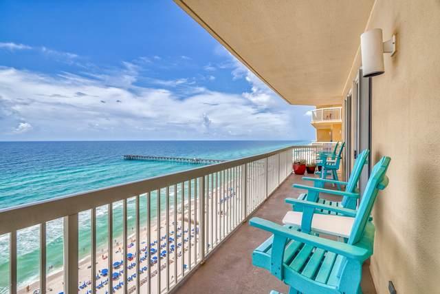 15817 Front Beach Road 1-1609, Panama City Beach, FL 32413 (MLS #700209) :: Anchor Realty Florida