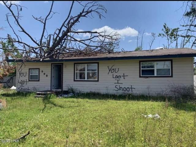 508 N Berthe Avenue, Panama City, FL 32404 (MLS #700236) :: Vacasa Real Estate