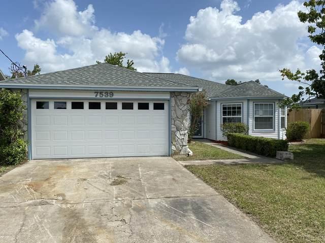 7539 Kelsey Drive, Panama City, FL 32404 (MLS #700240) :: Scenic Sotheby's International Realty