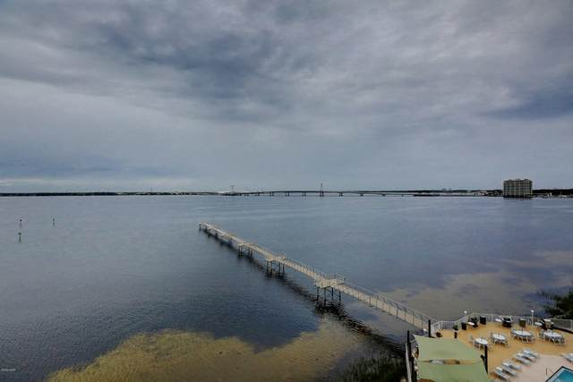 6500 Bridge Water #702, Panama City Beach, FL 32407 (MLS #700254) :: The Premier Property Group