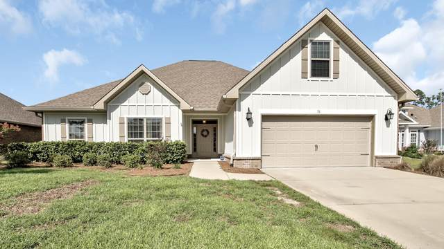 70 Alegro Drive, Panama City, FL 32409 (MLS #700310) :: Scenic Sotheby's International Realty