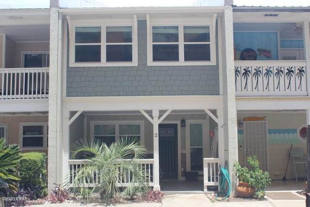5016 Gulf Drive #2, Panama City Beach, FL 32408 (MLS #700355) :: Counts Real Estate Group