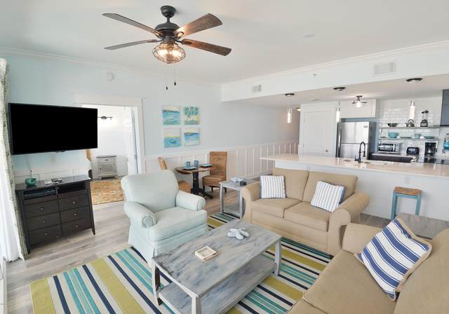 9450 S Thomas Drive 209C, Panama City Beach, FL 32408 (MLS #700372) :: Team Jadofsky of Keller Williams Realty Emerald Coast