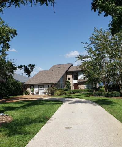 5115 Deep Bayou Drive, Panama City, FL 32404 (MLS #700379) :: Scenic Sotheby's International Realty