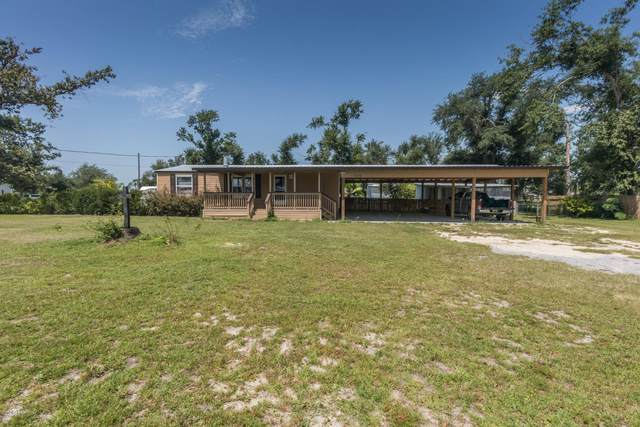 8833 Crook Hollow Road, Panama City, FL 32404 (MLS #700405) :: Counts Real Estate Group