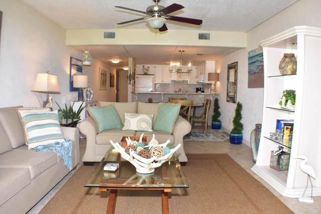 8727 Thomas Drive E5, Panama City Beach, FL 32408 (MLS #700409) :: The Premier Property Group