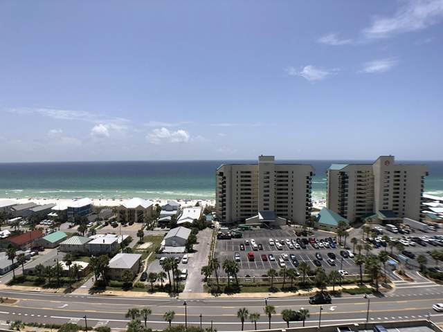 9860 S Thomas Drive #1206, Panama City Beach, FL 32408 (MLS #700412) :: Counts Real Estate Group