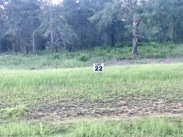 LOT 22 Kenzie Lane, Chipley, FL 32428 (MLS #700445) :: Counts Real Estate Group, Inc.
