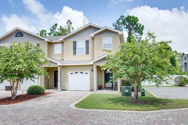 7206 Quail Hollow Drive, Panama City Beach, FL 32408 (MLS #700450) :: Berkshire Hathaway HomeServices Beach Properties of Florida