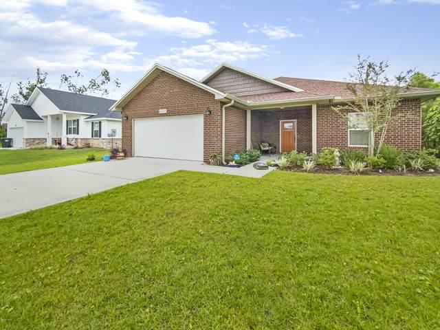 2630 E 39th Street, Lynn Haven, FL 32444 (MLS #700453) :: Berkshire Hathaway HomeServices Beach Properties of Florida