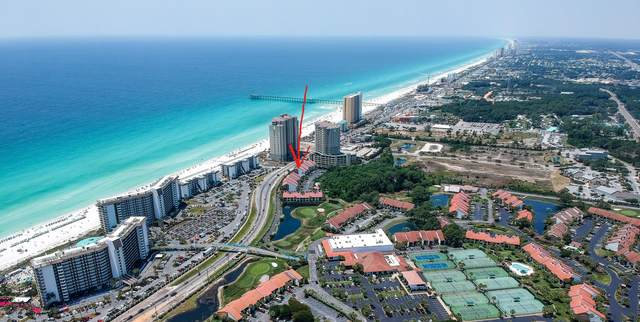 520 Richard Jackson Boulevard #3209, Panama City Beach, FL 32407 (MLS #700464) :: Vacasa Real Estate