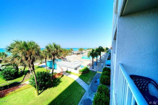 8743 Thomas Drive #327, Panama City Beach, FL 32408 (MLS #700480) :: Berkshire Hathaway HomeServices Beach Properties of Florida