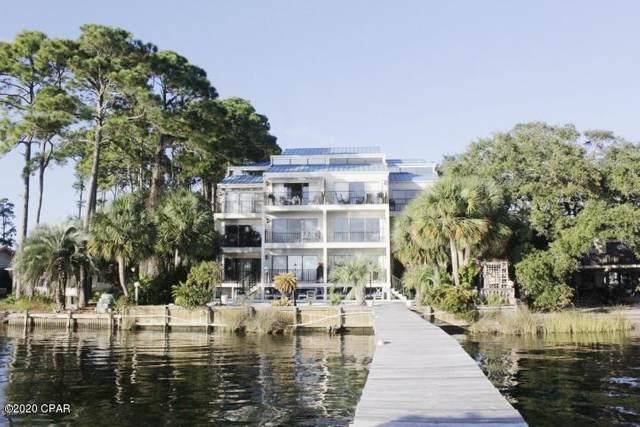 6135 N Lagoon Drive #204, Panama City Beach, FL 32408 (MLS #700483) :: Berkshire Hathaway HomeServices Beach Properties of Florida