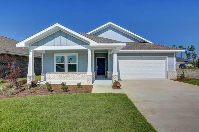167 Drews Lane, Lynn Haven, FL 32444 (MLS #700492) :: Berkshire Hathaway HomeServices Beach Properties of Florida