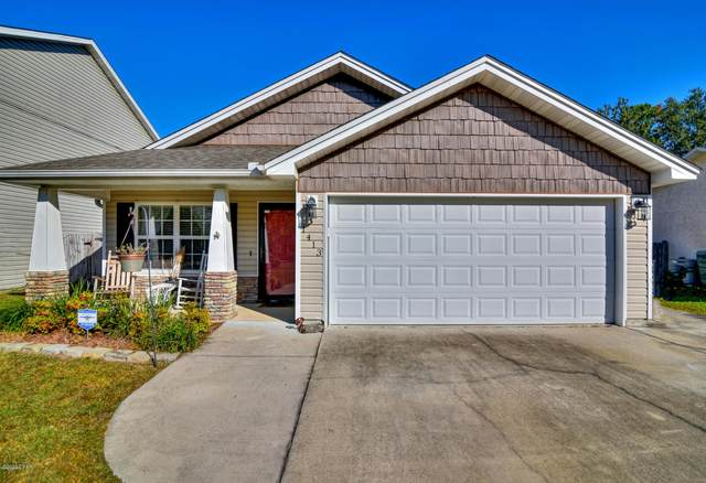 1413 Minnesota Avenue, Lynn Haven, FL 32444 (MLS #700500) :: Berkshire Hathaway HomeServices Beach Properties of Florida