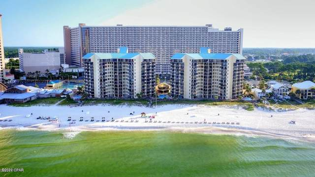 9850 S Thomas Drive 606W, Panama City Beach, FL 32408 (MLS #700581) :: Counts Real Estate Group