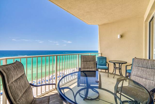 9450 S Thomas Drive #1103, Panama City Beach, FL 32408 (MLS #700590) :: Team Jadofsky of Keller Williams Realty Emerald Coast