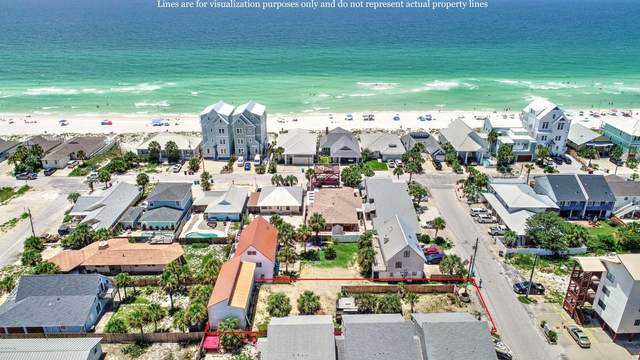 4115 Holiday Drive, Panama City Beach, FL 32408 (MLS #700592) :: Counts Real Estate Group
