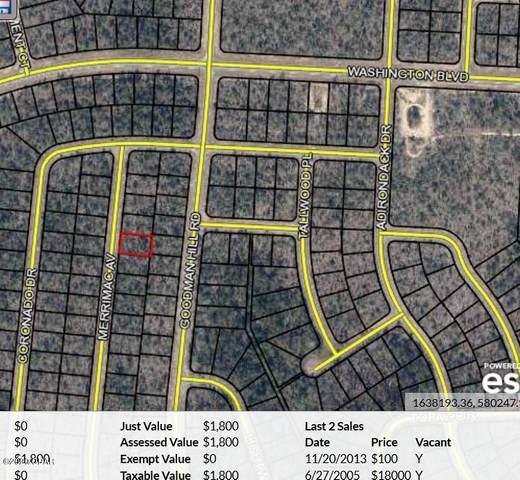 00 Merrimac Avenue, Chipley, FL 32428 (MLS #700630) :: Team Jadofsky of Keller Williams Realty Emerald Coast