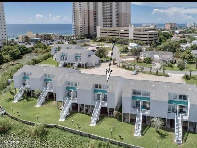 301 Lullwater Drive #409, Panama City Beach, FL 32413 (MLS #700657) :: Counts Real Estate Group