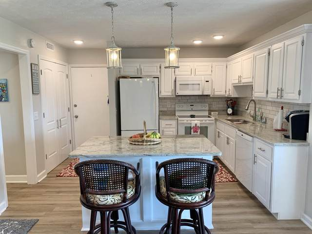 4725 Bay Point #154, Panama City Beach, FL 32408 (MLS #700664) :: Counts Real Estate Group