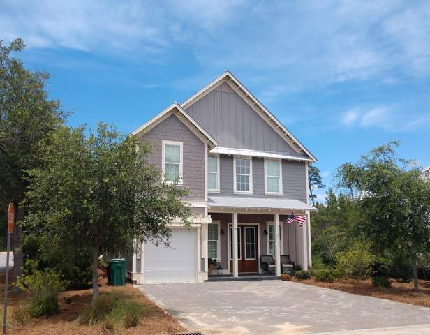 9 E Willow Mist Road, Inlet Beach, FL 32461 (MLS #700685) :: EXIT Sands Realty