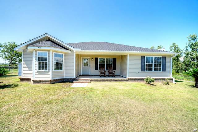 7435 Morganville Road, Youngstown, FL 32466 (MLS #700719) :: Vacasa Real Estate