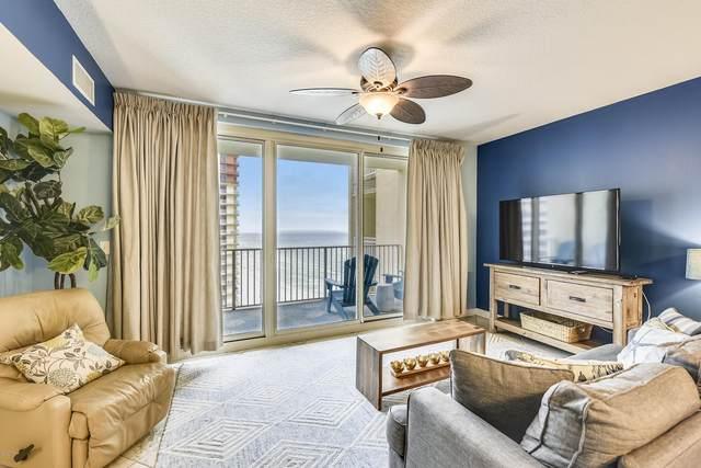 9900 S Thomas Drive #1604, Panama City Beach, FL 32408 (MLS #700745) :: Corcoran Reverie
