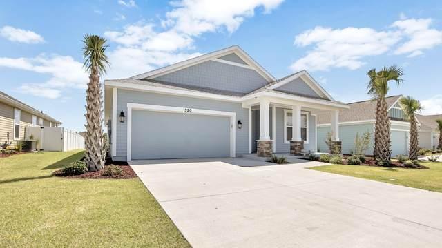 320 Basin Bayou Drive, Panama City Beach, FL 32407 (MLS #700772) :: Keller Williams Realty Emerald Coast