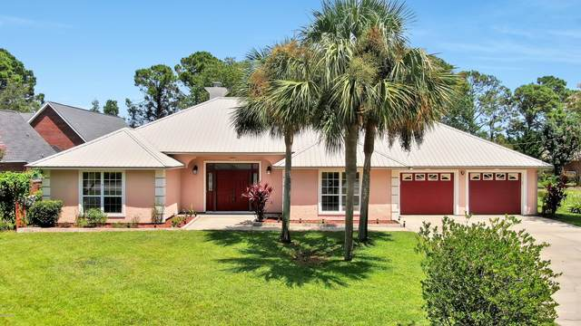 228 Fairway Boulevard, Panama City, FL 32407 (MLS #700875) :: Counts Real Estate Group