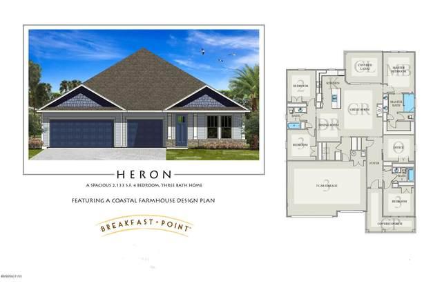 421 Warren Bayou Lane Lot 449, Panama City Beach, FL 32407 (MLS #700883) :: Keller Williams Realty Emerald Coast