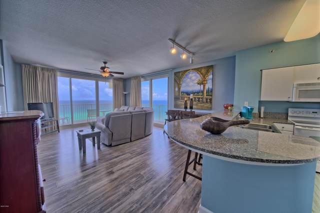 9900 S Thomas Drive #1229, Panama City Beach, FL 32408 (MLS #700968) :: Berkshire Hathaway HomeServices Beach Properties of Florida