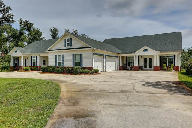 6226 Seminole Drive, Panama City, FL 32404 (MLS #701031) :: Counts Real Estate on 30A