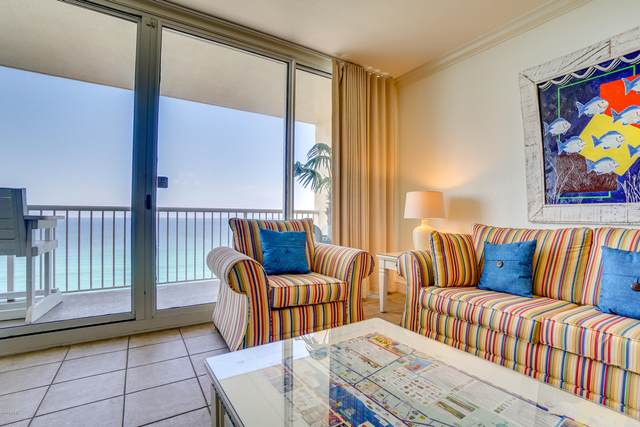 10811 Front Beach Road #1208, Panama City Beach, FL 32407 (MLS #701033) :: Counts Real Estate Group