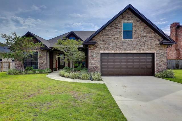 603 Shady Oaks Lane, Lynn Haven, FL 32444 (MLS #701159) :: Counts Real Estate Group