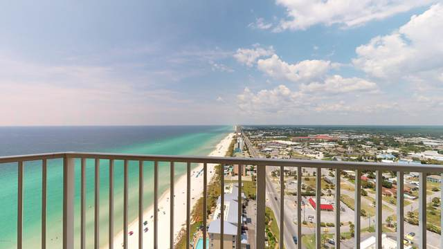 16819 Front Beach Road #2600, Panama City Beach, FL 32413 (MLS #701227) :: Counts Real Estate Group