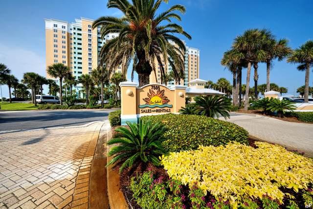 7505 Thomas Drive #1113, Panama City Beach, FL 32408 (MLS #701233) :: Vacasa Real Estate