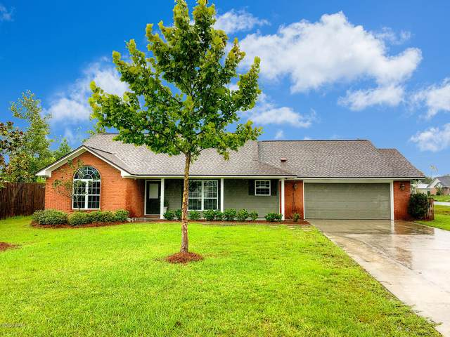 5406 Olympia Drive, Panama City, FL 32404 (MLS #701287) :: Counts Real Estate Group