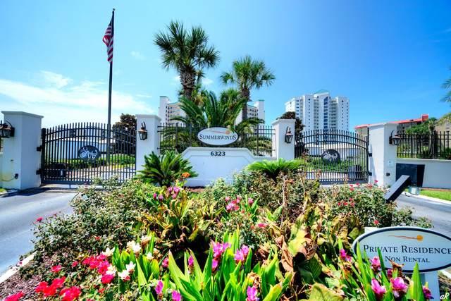 6323 Thomas Drive #906, Panama City Beach, FL 32408 (MLS #701300) :: Vacasa Real Estate