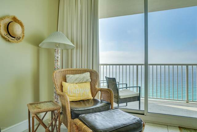 10811 Front Beach Road #1602, Panama City Beach, FL 32407 (MLS #701316) :: Counts Real Estate Group