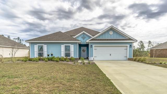 122 Confidence Way, Panama City, FL 32409 (MLS #701398) :: Counts Real Estate Group
