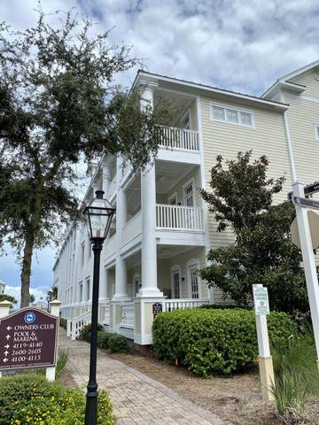 2605 Mystic Lane Po26, Panama City Beach, FL 32408 (MLS #701500) :: The Ryan Group