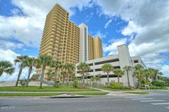8715 Surf Drive #2107, Panama City Beach, FL 32408 (MLS #701502) :: EXIT Sands Realty