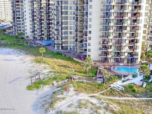 9850 S Thomas 501E, Panama City Beach, FL 32408 (MLS #701543) :: The Premier Property Group