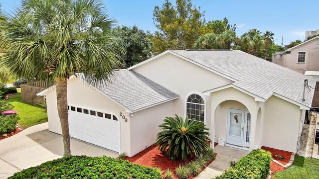 203 Oleander Court, Panama City Beach, FL 32413 (MLS #701559) :: Counts Real Estate Group