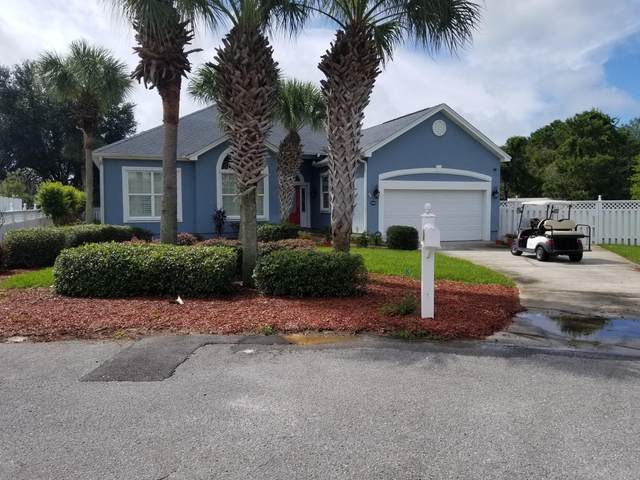 508 Potter Place, Panama City Beach, FL 32413 (MLS #701580) :: Anchor Realty Florida