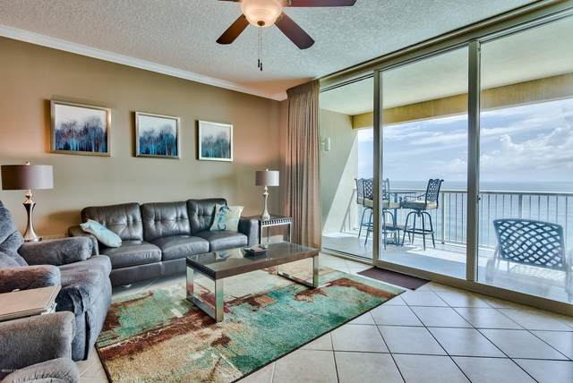 17281 Front Beach Road #1704, Panama City Beach, FL 32413 (MLS #701585) :: The Premier Property Group