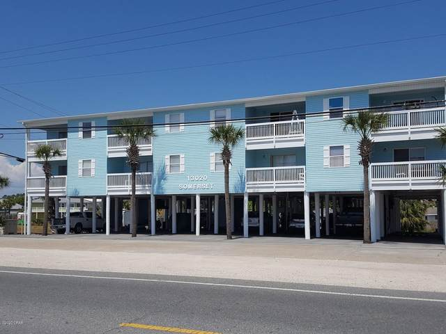13020 Front Beach Road #203, Panama City Beach, FL 32407 (MLS #701603) :: Counts Real Estate Group