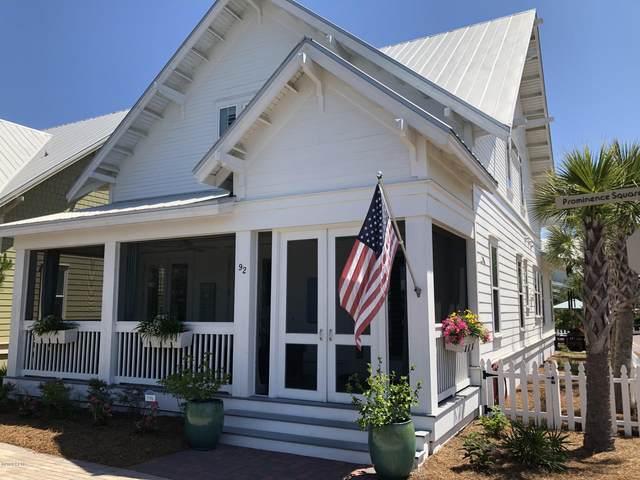 92 Prominence Square, Inlet Beach, FL 32461 (MLS #701606) :: Keller Williams Realty Emerald Coast